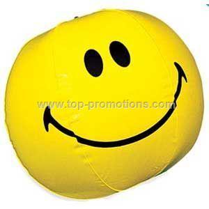 Smile Face Beach Ball