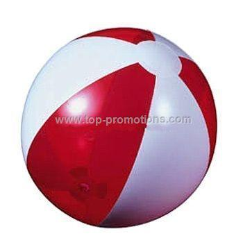 Inflatable 16 is  beach ball