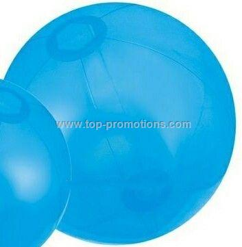 Translucent Beach ball