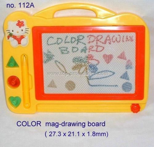COLOR mag. drawing board