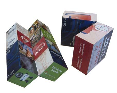 Advertising Cube