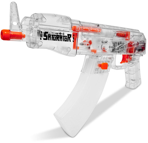 Ak-47 Rapid-Fire Water Pistol