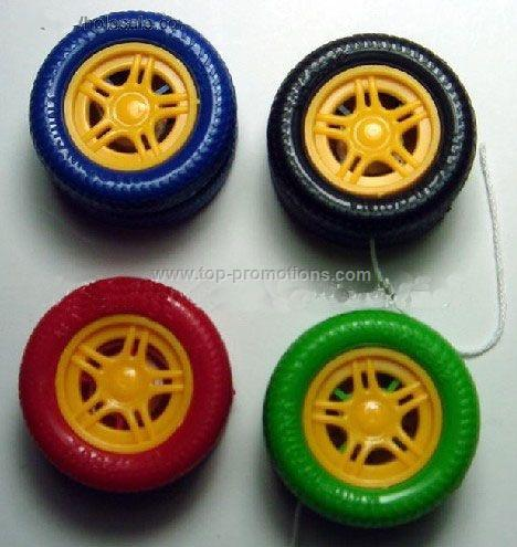 Tyre Shape YOYO balls