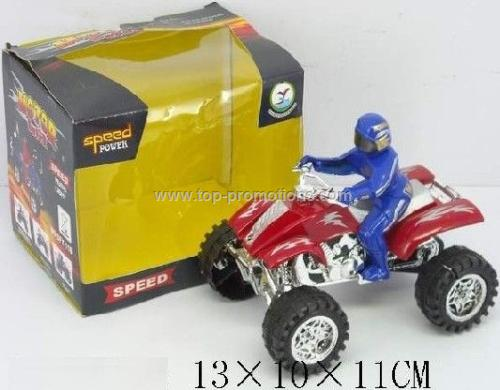 toy car/ car with rider
