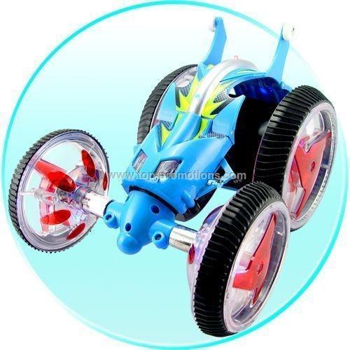 Stunt RC Car with LED Lights