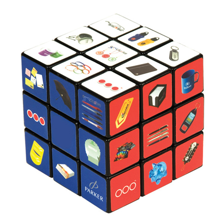Promotional Rubiks Cube 5.7cm