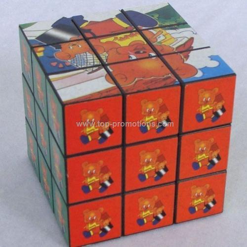 7.5cm rubik cube