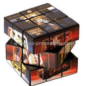 Custom rubiks cube large 3 x 3