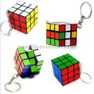 Custom Micro Rubiks Cube Key