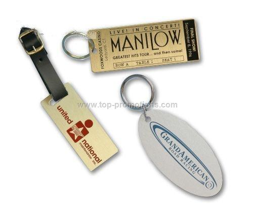Key Luggage Tags