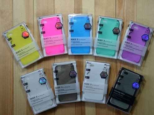 Aprolink Fusion Luminous Dual Shell Case for iPhon