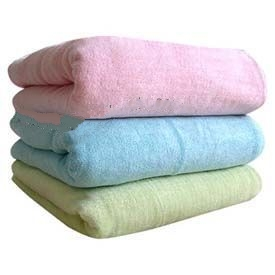 Blanket towel Embroidered