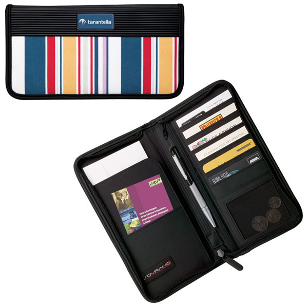 Wallet - ESPADRILLE AERO Travel Wallet