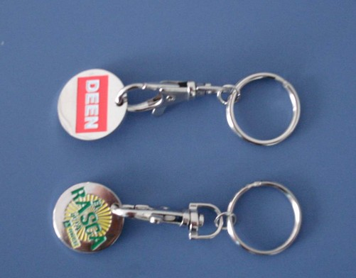 Coin Key Chain