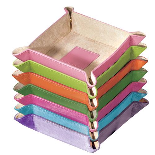 Full Grain Leather Stash Tray
