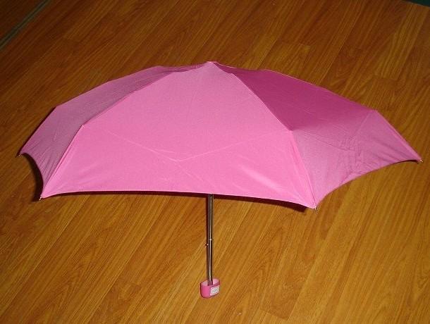 with glasses cases 6K mini 5 fold umbrella
