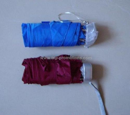 Mini 5 fold umbrella