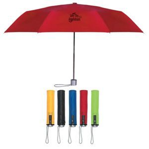 42 inch Arc Trendy Telescopic Folding Umbrella