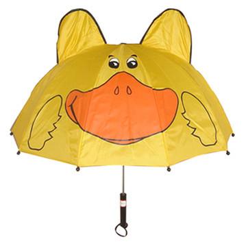 Children is s Umbrella with Ear