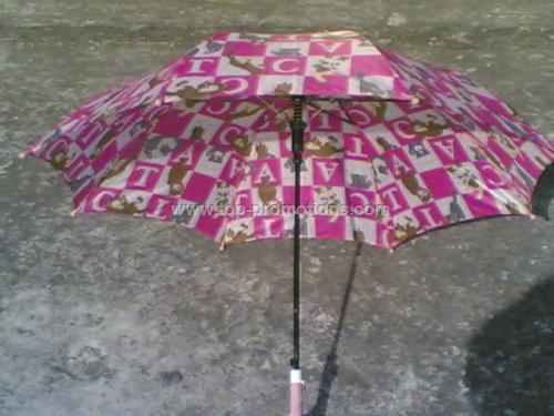 Children Whistle Umbrella