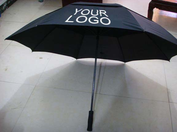 Two Layer Golf Umbrella