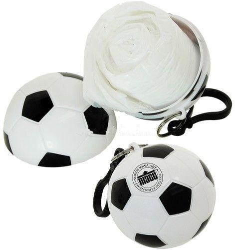 Soccer Ball Poncho