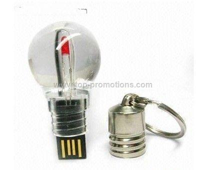 Lightbulb USB Memory Stick