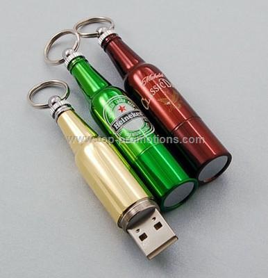Beer Bottle USB Flash Drive