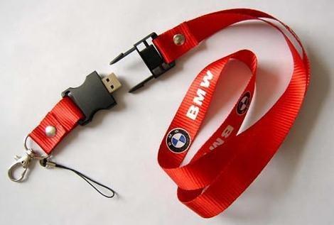 Lanyard USB Memory Stick / Lanyard USB Drive