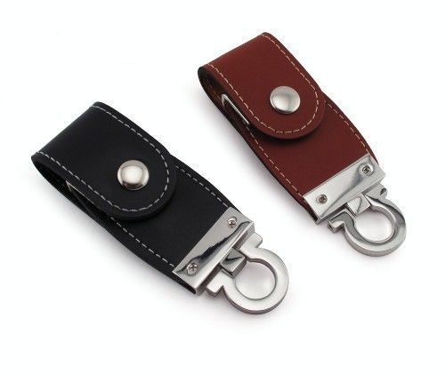 1GB Leather USB Memory Stick