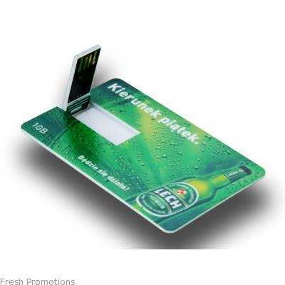 Promotional Credit Card Flash Drives
