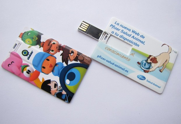 Credit Card USB Flash Drives