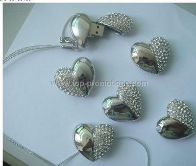 jewellery usb disk