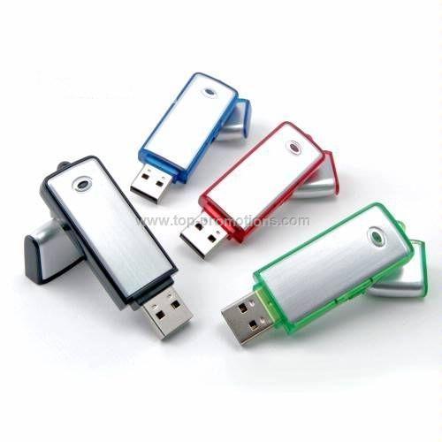 2GB Metal USB Flash Disk