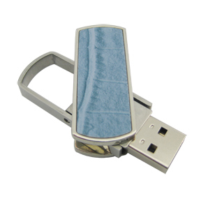 Leather usb disk