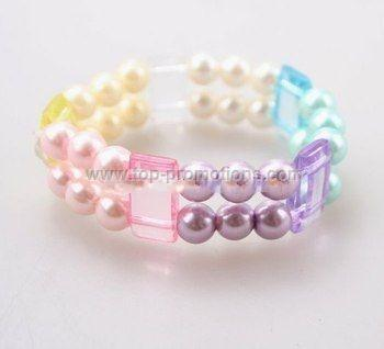 Fashion alloy shell bracelet