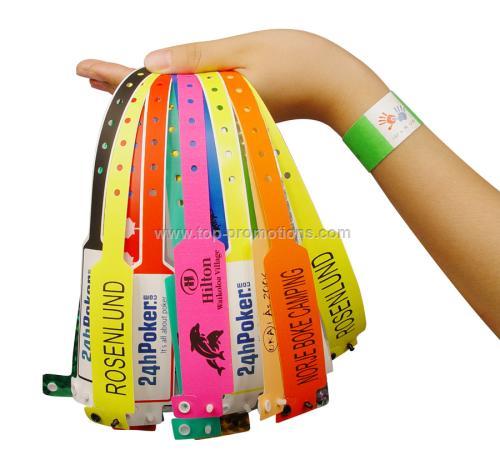 PVC Wristband