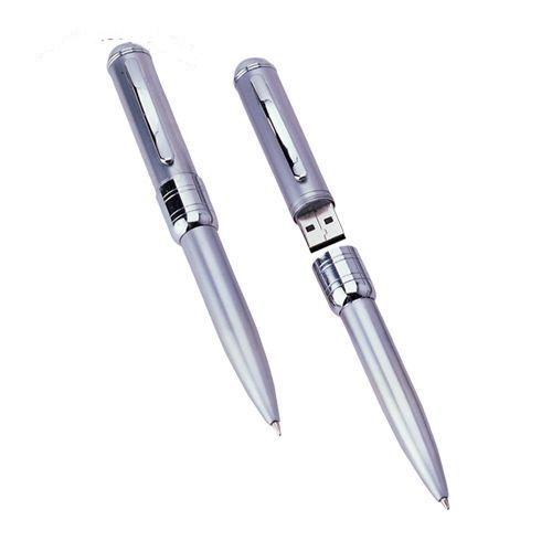 Silver USB pen