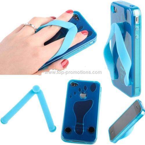 Cute Shoe Slipper Sandal Case Skin for iPhone 4