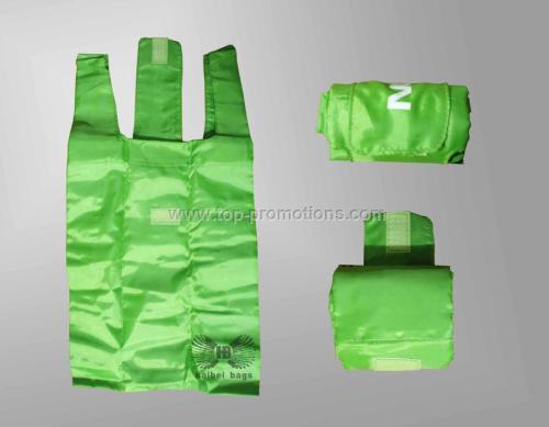 Folding Nylon Bag