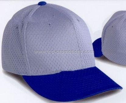 Mesh adjustable cap