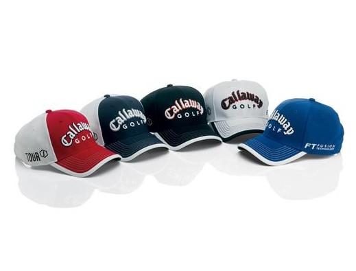 Callaway Golf Tour Mesh Adjustable Cap - Black