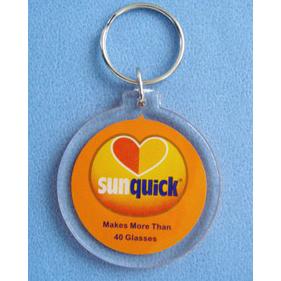 4.8cm Acrylic keychain