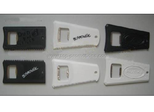 Wax Comb with opener