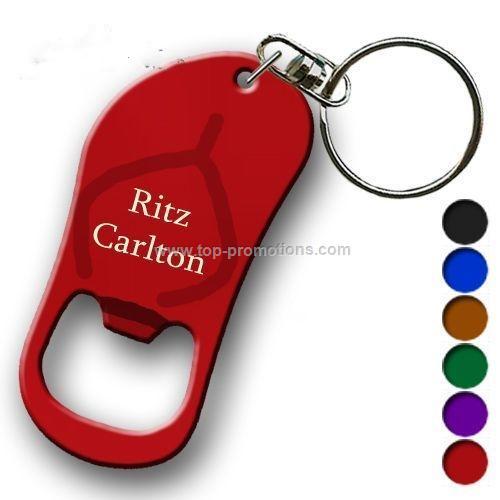 Sandal Key Chain / Bottle Opener