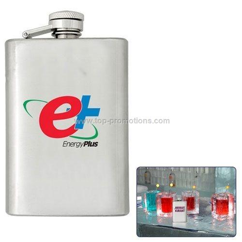 Stainless Steel Flasks 4 oz