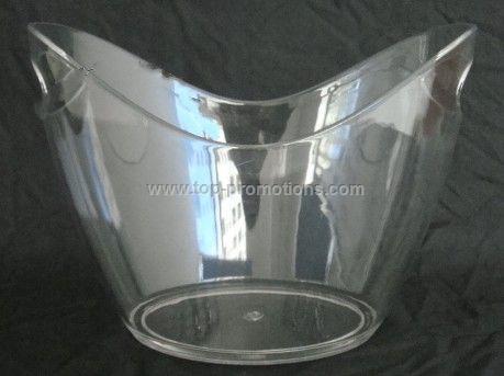 Acrylic Plastic Ice Bucket