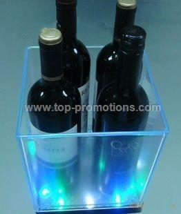 Square Glow Ice bucket