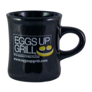 Ceramic coffee mug 10 oz
