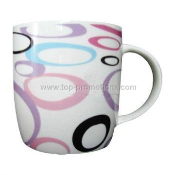 New Bone China Mug